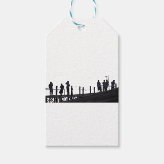By the sea gift tags