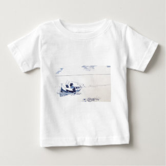 by the sea.jpg baby T-Shirt