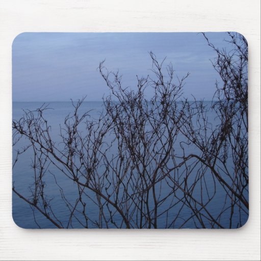 By The Shore Mouse Pads