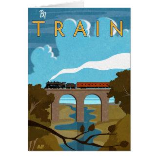By Train Card