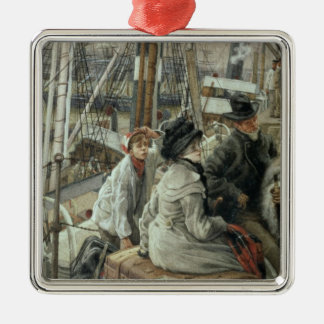 By Water, c.1881-2 Christmas Ornament