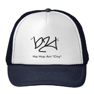By - World Hip Hop Styles Trucker Hat