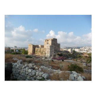 Byblos, Lebanon Postcard