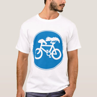 bycicle fish & lobster T-Shirt
