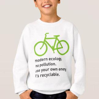 Bycicle: Modern Ecology Sweatshirt