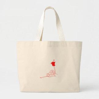 Bye Baby Bunting Jumbo Tote Bag
