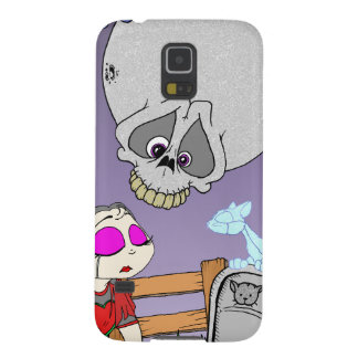 Bye Bye Kitty Galaxy S5 Cover