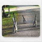 Bye Bye Lemurs Mouse Mat