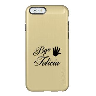 Bye Felicia Fancy Waving Hand Incipio Feather® Shine iPhone 6 Case