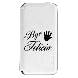 Bye Felicia Fancy Waving Hand Incipio Watson™ iPhone 6 Wallet Case