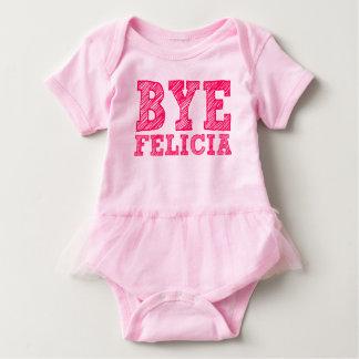 Bye felicia funny Pink Tutu bodysuit