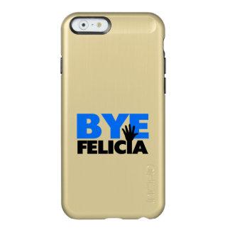 Bye Felicia Hand Wave Bold Blue Incipio Feather® Shine iPhone 6 Case