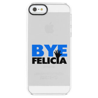 Bye Felicia Hand Wave Bold Blue iPhone 6 Plus Case