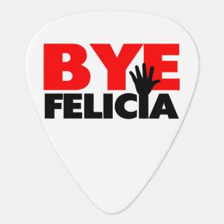 Bye Felicia Hand Wave Plectrum