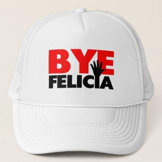 Bye Felicia Hand Wave Trucker Hat