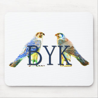 BYK - Egyptian Falcon Mouse Pad