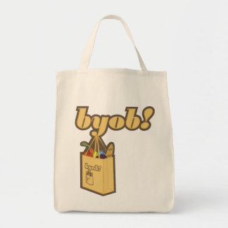 byob! To infinity! Tote Bag