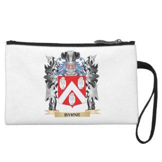 Byrne Coat of Arms - Family Crest Wristlet