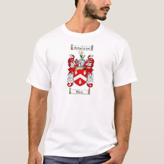 BYRNE FAMILY CREST -  BYRNE COAT OF ARMS T-Shirt