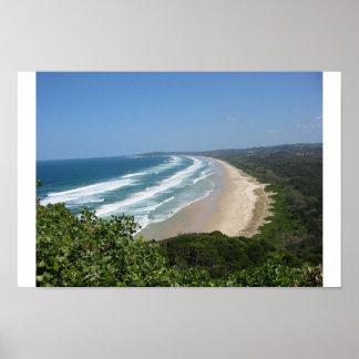 Byron Bay Beach Posters