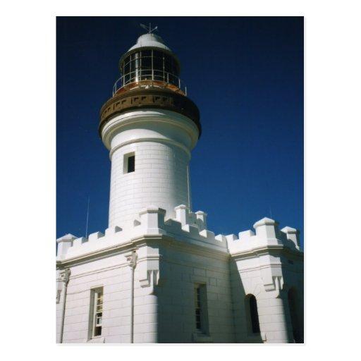 Byron Bay Lighthouse Postcard