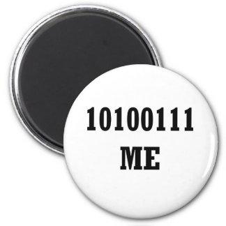 Byte me magnet