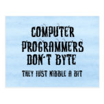 Byting Programmers