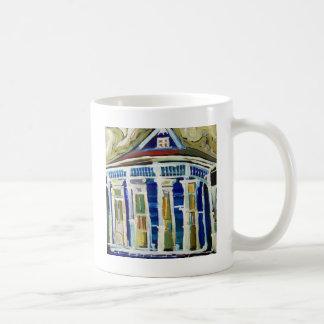 Bywater Blue Coffee Mug