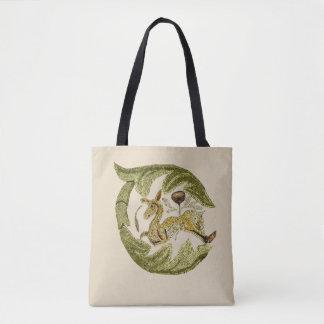 Byzantine Antelope Tote Bag