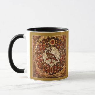 Byzantine Bird Mug
