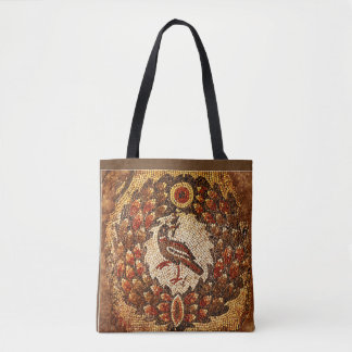 Byzantine Bird Tote Bag