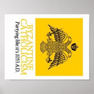 Byzantine Catholicism: 1053 Poster