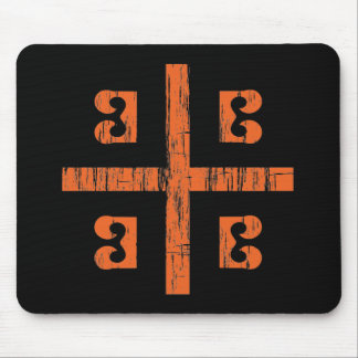 Byzantine Cross Mousepad