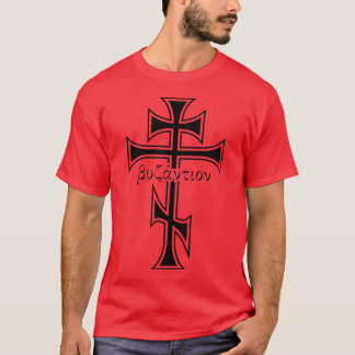 Byzantine Cross T-Shirt