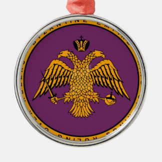 Byzantine Empire Christmas Ornament