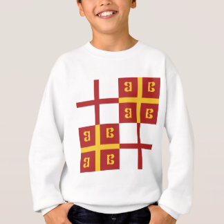 Byzantine Empire Flag Sweatshirt