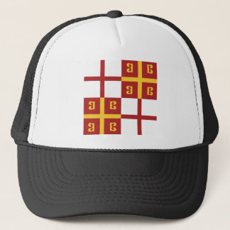 Byzantine Empire Flag Trucker Hat