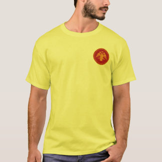 Byzantine Empire Palaiologos Seal T-Shirt