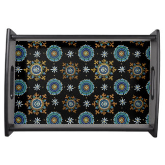 Byzantine Empire serving tray
