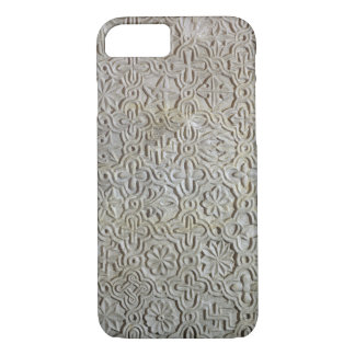 Byzantine slab with cruciform decoration, 12th-14t iPhone 8/7 case
