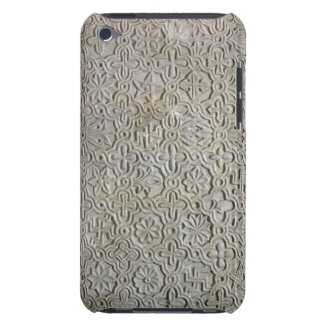 Byzantine slab with cruciform decoration, 12th-14t iPod Case-Mate case