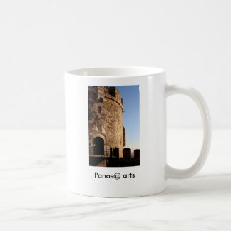Byzantine walls, Thessaloniki, Greece Coffee Mug