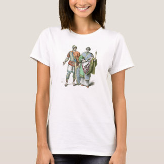 Byzantine Warrior and Chancellor T-Shirt