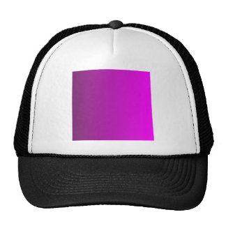 Byzantium to Fuchsia Vertical Gradient Trucker Hat