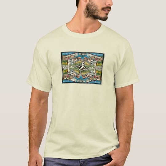 BZ Art: Camp FEMA T-Shirt