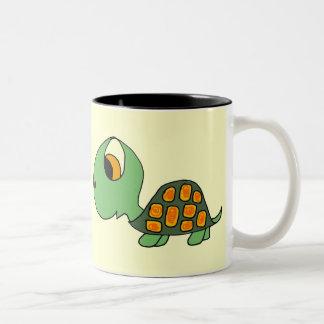 BZ- Cute Cartoon Turtle Mug