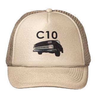 c10 trucker hat