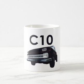 c10 basic white mug