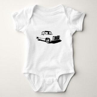 C10 Truck Baby Bodysuit
