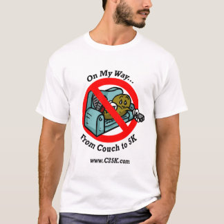 C25K Program Micro Fiber Singlet T-Shirt